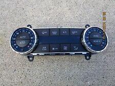 13 - 15 MERCEDES-BENZ GL550 4.6L V8 DI A/C HEATER CLIMATE TEMPERATURE CONTROL