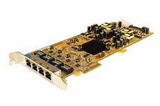 EXSYS EX-6074PoE - PCI-Express Quad Netzwerk Karte mit 4x 1Gigabit Ports, PoE