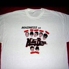 "MADNESS - SIZE XL - OFFICIAL AS ""LOS PALMAS 7"" T SHIRT FROM 2003 TOUR - MINT"