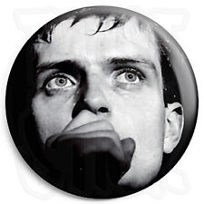 Joy Division - Ian Curtis Close Up Photo - Post Punk Indie 25mm Button Badge