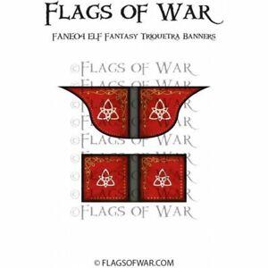 ELF Fantasy Triquetra Banners New