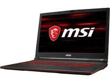 "MSI GL Series GL73 9RCX-029 17.3"" 60 Hz Intel Core i7 9th Gen 9750H (2.60 GHz) N"