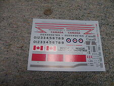 AMT Academy  decals 1/48 Canadian Forces CH-113 Labrador Helicopter A75