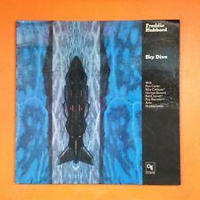 FREDDIE HUBBARD Sky Dive CTI6018 Van Gelder LP Vinyl VG+ Cover VG++ GF