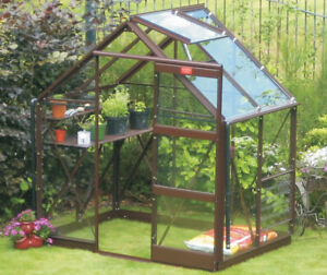 Green house polycarbonate glass replacements 610 x 610 x 3mm