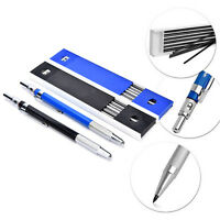 2mm Lead Holder Automatic Draughting Mechanical Drafting Pencil 12x  LeadCYCA