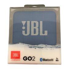 JBL GO2 Tragbarer Bluetooth-Lautsprecher blau Wasserdicht