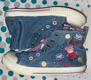 Girls Size 11 Child (29 Euro Size) Next Peppa Pig Boots