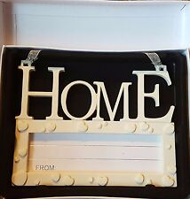 Home Wall Plaque - Write Own Personalised Message