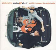 Pizzicato Five - Playboy & Playgirl Digipack Cd Ottimo