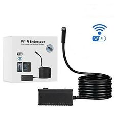 WiFi Endoscope Waterproof Borescope ,Wireless Inspection Camera for IOS/Android