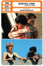 FICHE CINEMA : BEAUTIFUL THING - Berry,Henry,Syal 1996