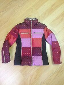 Bogner Women's Quilted Jacket Sz 6 Skiing,Snowboarding,Sledding, Winter Apparel