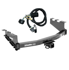 Trailer Tow Hitch For 14-18 Silverado Sierra 1500 2019 Old Body w/ Wiring Kit