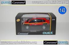 Renault Scenic 4X4 SDIS  02 Aisne OLIEX - OL 52941SDIS02 - Echelle 1/43 NEWS