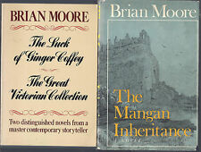 lot Brian Moore MANGAN INHERITANCE hbdj LUCK OF GINGER COFFEY-GREAT VICTORIAN tp