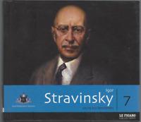 LIVRE CD CLASSIQUE STRAVINSKY  LE SACRE DU PRINTEMPS Nos 7     3142