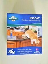 PetSafe Ssscat Spray Pet Deterrent, Motion Activated Pet Proofing Repellent