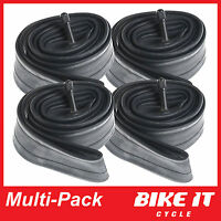 "CYCLE INNER TUBES 4-PACK - 26""x1-14""-1-3/8"" SCHRADER VALVE - MTB MOUNTAIN BIKE"