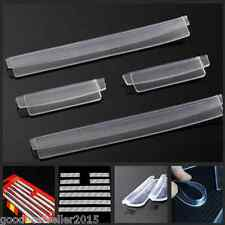Car Protector Scratch Door Edge Guards Trim Molding Strips Crash Bar Protection