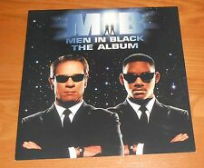 MIB Men in Black The Album Poster 2-Sided Flat Square 1997 Promo 12x12