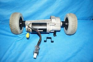 Pride Mobility Sonic Motor Gearbox Transaxle Brakes And Wheels 24VDC Parts