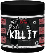 Rich Piana 5% Nutrition Kill It (FRUIT PUNCH), Net Wt. 11.11 Oz (315 Grams)