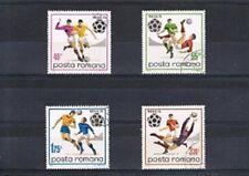 Serie voetbal / football (12) WK 1970 - Roemenië