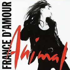 D`AMOUR,FRANCE-ANIMAL  CD NEW
