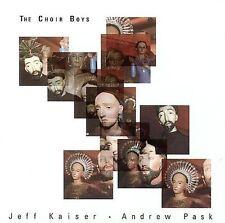 The Choir Boys CD (2004)