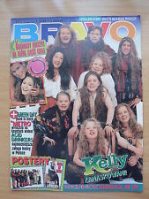 BRAVO 11/95 KELLY FAMILY,Brad Pitt,Michael Jackson,Rednex,East 17,2 Unlimited