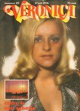 VERONICA 1976 nr. 29  - CORRY KONINGS / STEVE MILLER / WILLEM RUIS / TOP 40