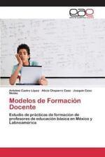 Modelos de Formacion Docente (Paperback or Softback)