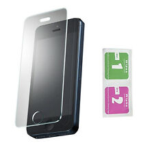 Protector de Pantalla Vidrio Cristal Templado H9+ para Iphone 5 5S 5C