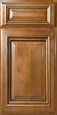 New York Glazed Maple Kitchen Cabinets-Sample door-Rta-All wood, in stock