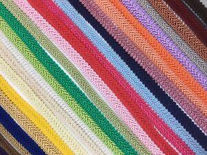 36 Colours14mm SCROLL BRAID Costume Upholstery Furnishing Gimp Costume RIBBON