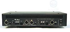 TL Audio PA-2 Pre-Amp Dual Röhre Valve Vorverstärker & DI Box HQ Preamp + Gewähr