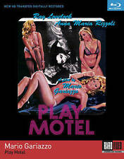 Play Motel (Blu-ray Disc, 2015)