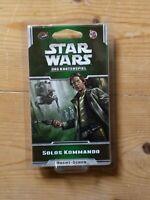 SOLOS KOMMANDO - NEU Star Wars LCG Kartenspiel Erweiterung Machtschub