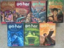 Harry Potter Complete Series 1-7 set Rowling paperback 1 2 3 4 5 6 7 PB lot