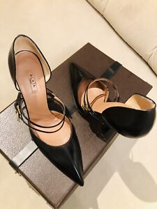 Alaia Heels New In Black In Size 36.5 Fits Size 37 Very Stylish And Feminine