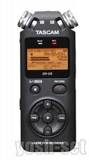 TASCAM DR-05 Linear PCM Portable Digital Recorder from Japan