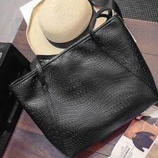 New Fashion Women Handbag Shoulder Bags Tote Purse PU Leather Messenger Hobo Bag