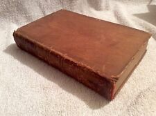 THE PLAYS OF WILLIAM SHAKESPEARE - 5TH VOL.  OF 10 - 1773 - KING JOHN  ETC.