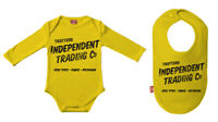 Only Fools and Horses Official Baby Grow and Bib Set - Ideal Gift