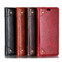 Luxury Magnetic Wallet Leather Flip Case Cover For Xiaomi Note 7 MI 9 RedMi