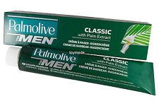 PALMOLIVE Men CLASSIC Rasiercreme Shaving Cream Shave Cream Rasierer 100ml