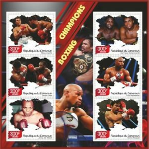 Stamps Boxing Champions