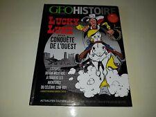 Lucky Luke - Et la conquête de l'Ouest - Géo Histoire HS