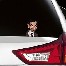 Mr Bean Funny Man on Board Fun Novelty Car Bumper Window Sticker Decal New